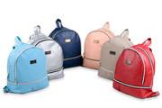 Женский кожанный рюкзак -стильный и практичный акссесуар для каждой.